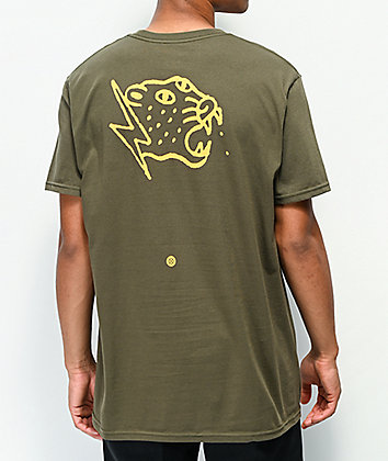 Stance Claw Green T-Shirt