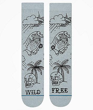 Stance Wild & Free Crew Socks