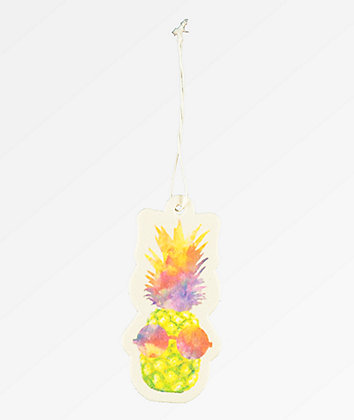 Stickie Bandits Cool Pineapple Air Freshener