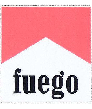 Stickie Bandits Fuego Man Sticker