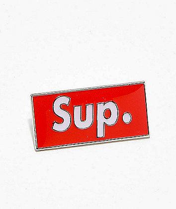 Stickie Bandits Sup Enamel Pin