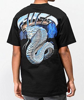 Succ Chrome Black T-Shirt