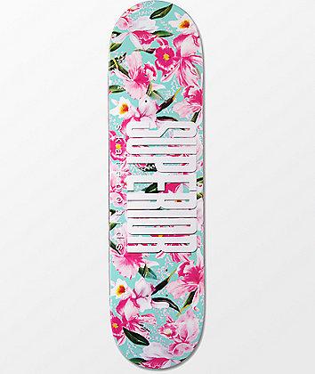 """Superior Floral 8.0""""  Skateboard Deck"""