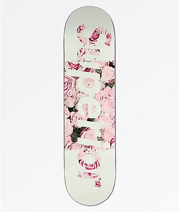 """Superior Floral Pink 8.0"""" Skateboard Deck"""