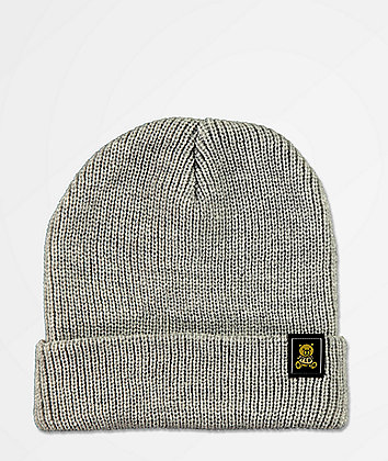 Teddy Fresh Ted Logo Grey Beanie