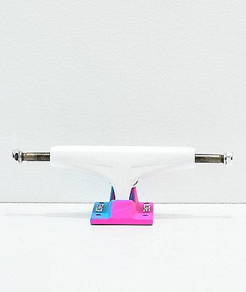 """Tensor 5.0"""" Mag Light Pink & Blue Fade Skateboard Truck"""