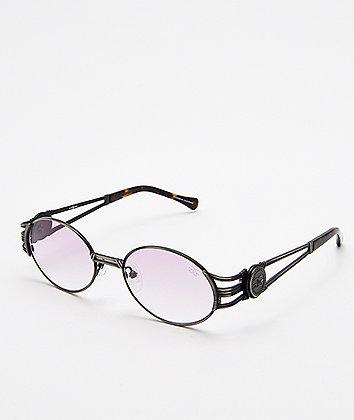 The Gold Gods x Fabolous Ethos Black & Pink Sunglasses