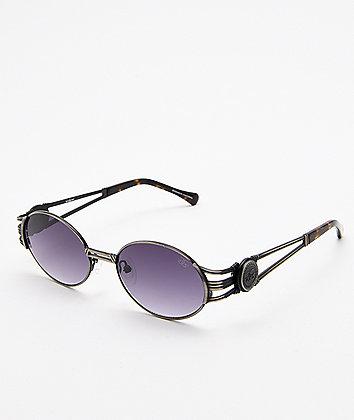 The Gold Gods x Fabolous Ethos Black Sunglasses