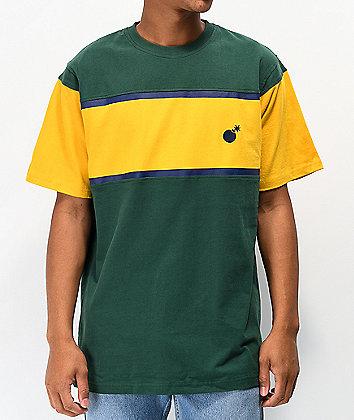The Hundreds Anthem Green T-Shirt