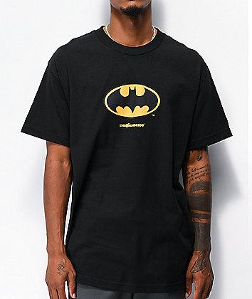 The Hundreds x Batman Bat Black T-Shirt