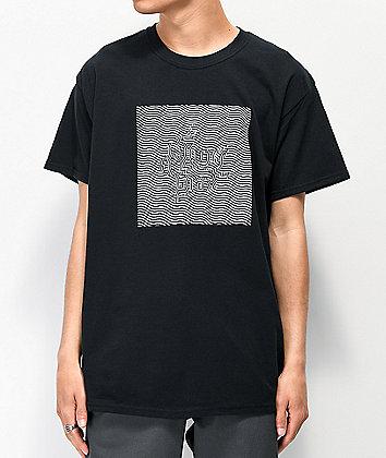 The Killing Floor Wavey Black T-Shirt