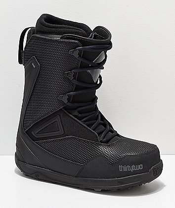 Thirtytwo TM-2 Black Snowboard Boots 2019
