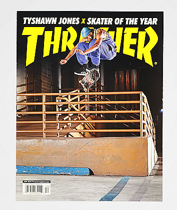Thrasher Magazine April 2019