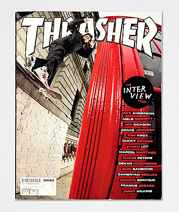 Thrasher Magazine February 2020