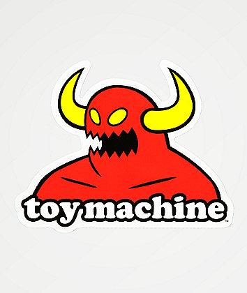 Toy Machine Monster Sticker