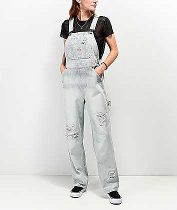 Unionbay Gunner Light Stripe Overalls