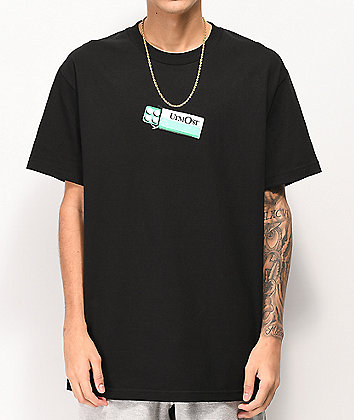 Utmost Aspirin Black T-Shirt