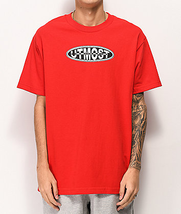 Utmost Foundation camiseta roja
