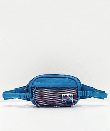 Vans Aliso Turkish Tile Blue & Purple Fanny Pack