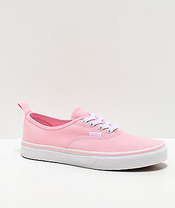 Vans Authentic Chalk Pink Skate Shoes