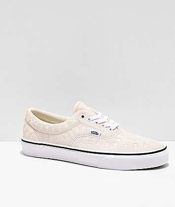 Vans Era Area 66 White Skate Shoes