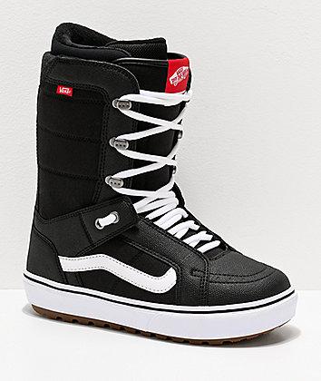 Vans Hi-Standard OG Black Snowboard Boots 2020