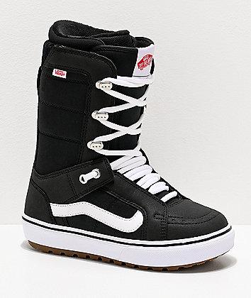 Vans Hi-Standard OG Black Snowboard Boots Women's 2020