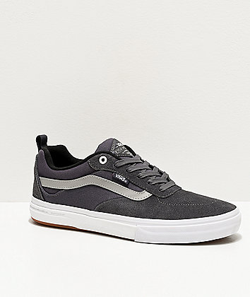 Vans Kyle Walker Periscope Grey Skate Shoes