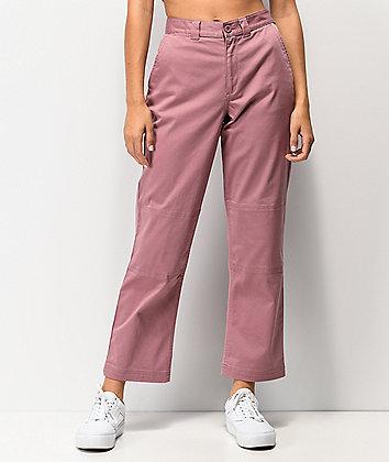 Vans Lizzie Authentic Pro Nostalgia Rose Pants