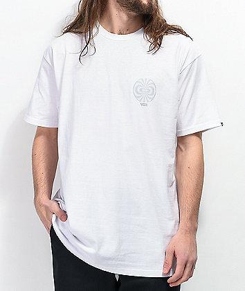 Vans Pro Skate Reflective White T-Shirt