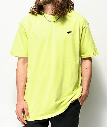 Vans Salton Basic Lime T-Shirt