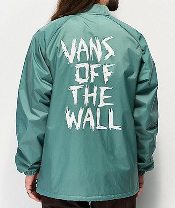 Vans Torrey Oil Blue Coaches Jacket