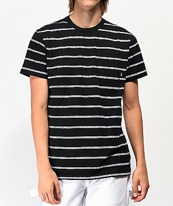Vans x Baker Jacquard Knit Black Pocket T-Shirt