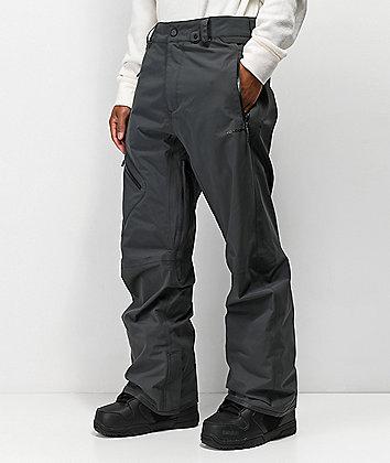 Volcom Vintage Black Gore-Tex Snowboard Pants
