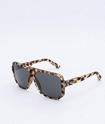 Von Zipper Roller Dusty Tortoise Satin Sunglasses