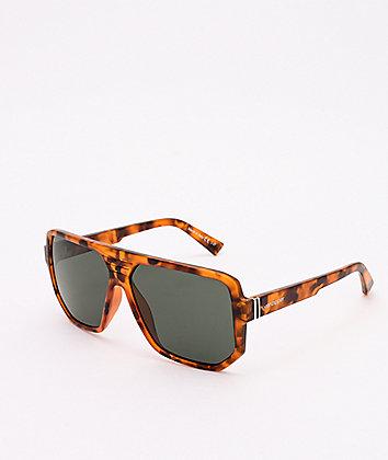 Von Zipper Roller Vintage Tortoise & Grey Sunglasses