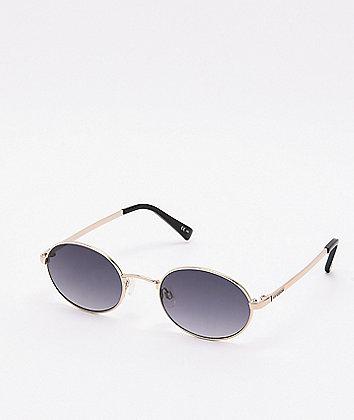 Von Zipper Scenario Gold & Grey Sunglasses