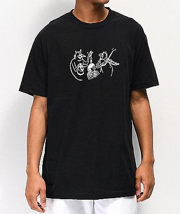 WKND Devil Tails Black T-Shirt