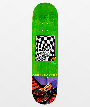 "WKND Earth To Jordan 8.0"" Skateboard Deck"