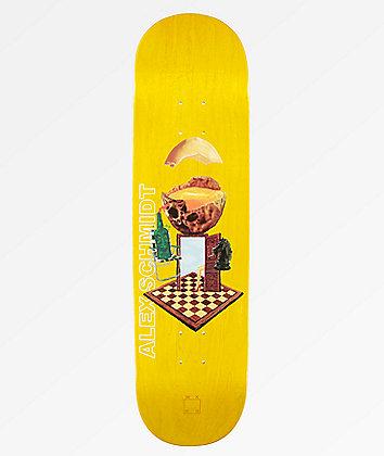 "WKND Schmidt With a Sunny Side 8.25"" Skateboard Deck"