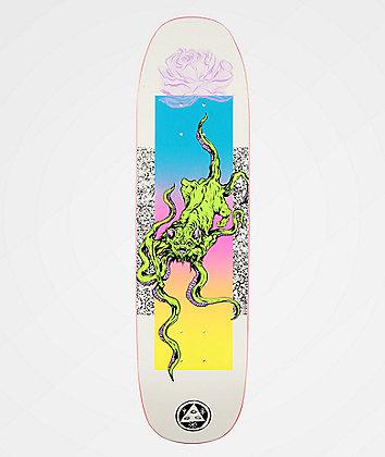 "Welcome Bactocat Son Of Moontrimmer 8.25"" Skateboard Deck"