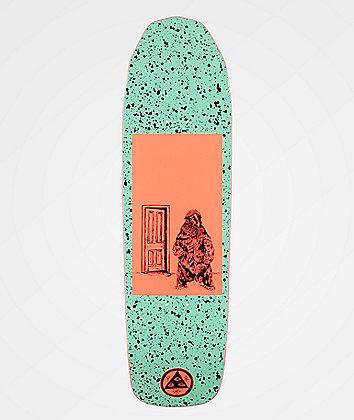 """Welcome Go Darker On Basilisk 8.8"""" Skateboard Deck"""