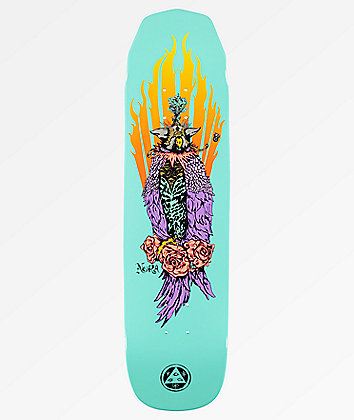 """Welcome Peregrine On Wicked Princess 8.12"""" Skateboard Deck"""