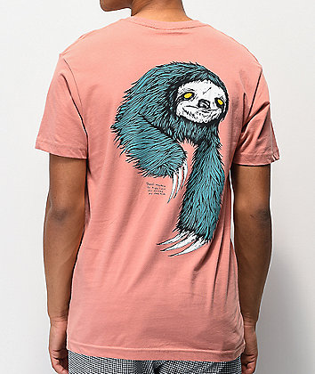 Welcome Sloth Clay T-Shirt
