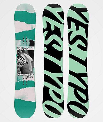 Yes. Typo Snowboard 2020