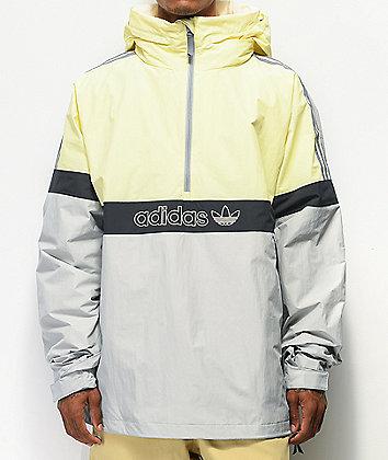 adidas BB Snowbreaker Haze Yellow 10K Snowboard Jacket