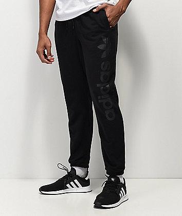 adidas Blackbird joggers negros