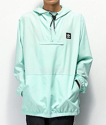 adidas Hip Mint Anorak Jacket