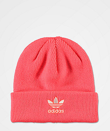adidas Originals Flash Red Beanie