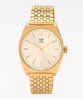 adidas Process M1 Gold Watch
